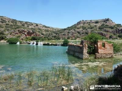 Lagunas de Ruidera;excursiones en semana santa viajes culturales desde madrid trekking semana santa